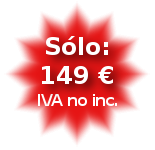 Software/programa de gestión SEPA por tan sólo 149 euros (IVA no inc.)
